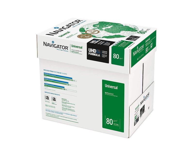 Paquetes de folios A4, grapadoras, cuadernos, post-it, complementos para teclado y ratón... El material necesario para crear una oficina en casa