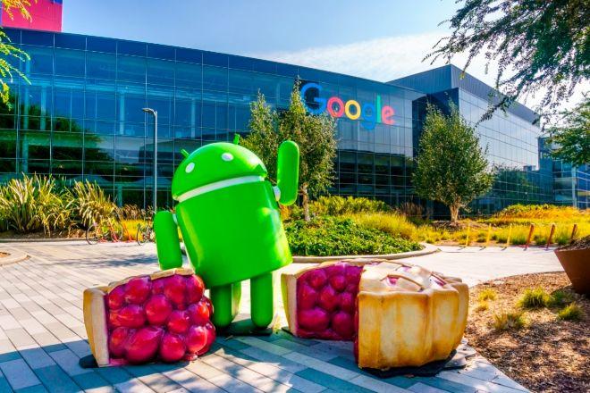 Sede de Google en Silicon Valley.