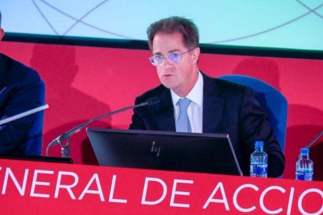 José María Orihuela, consejero delegado de Duro Felguera.