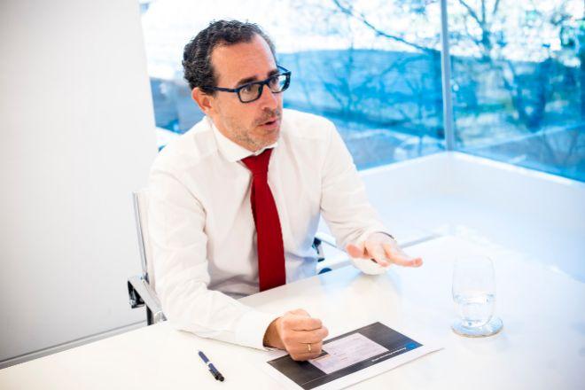 Álvaro Guzmán, consejero delegado y director de Inversiones de Azvalor.