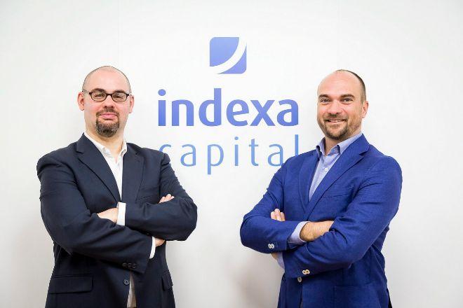 Unai Ansejo y François Derbaix, de Indexa Capital.