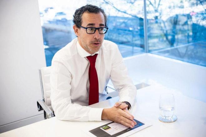 Álvaro Guzmán, CEO y director de Inversiones de Azvalor.