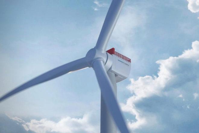 Siemens Gamesa diseña un gigantesco aerogenerador para liderar la carrera eólica offshore (en el mar).