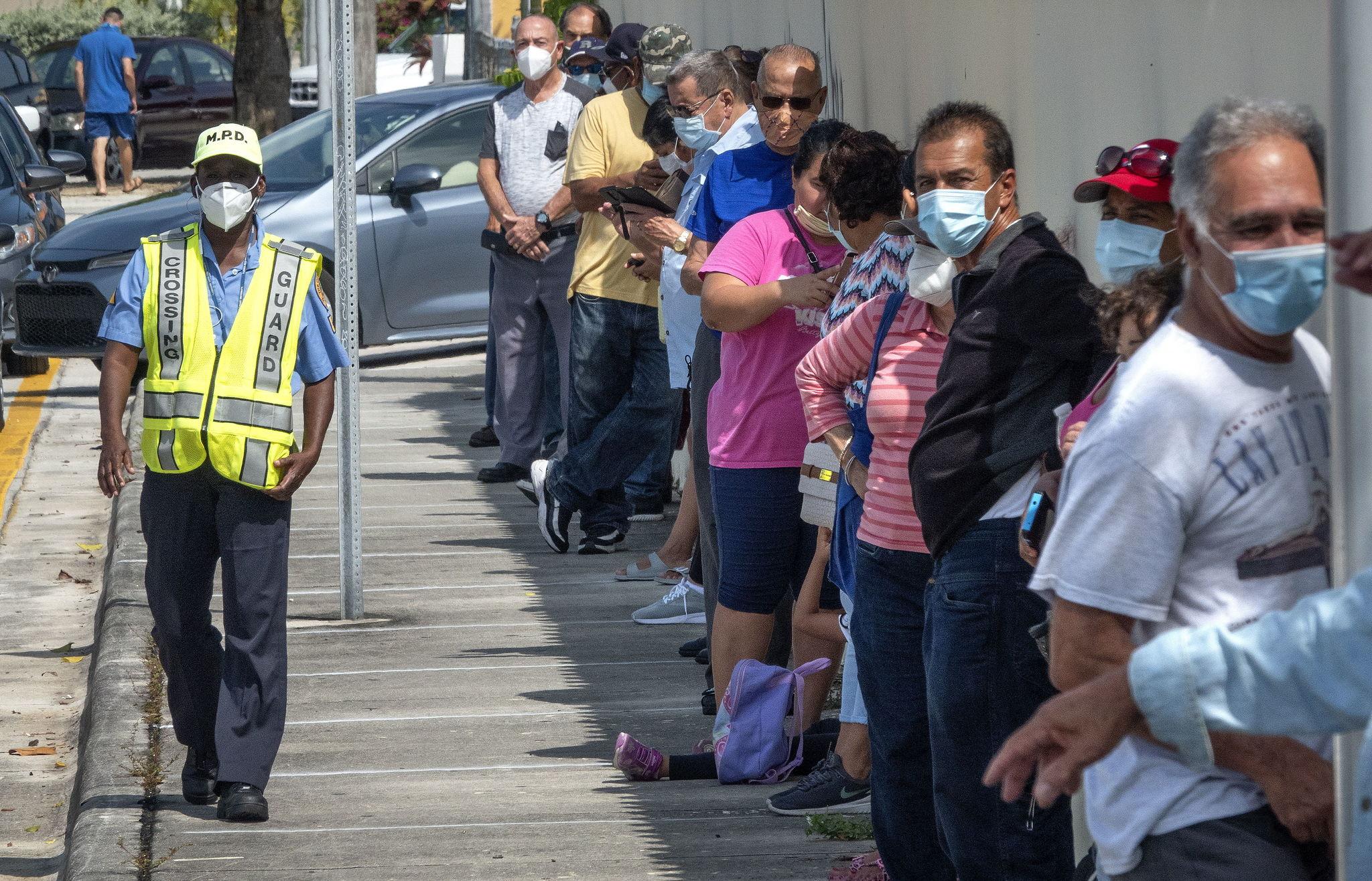 EEUU registra 759 nuevas muertes por coronavirus en 24 horas