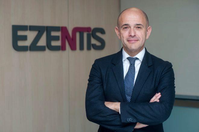 Fernando González, CEO de Ezentis.