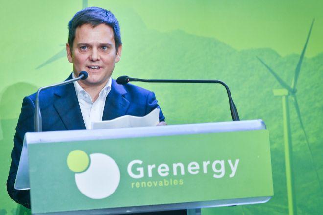 David Ruiz de Andrés es el fundador y consejero delegado de Grenergy.