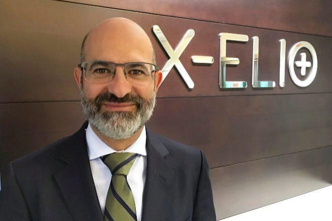 Jorge Barredo, que fue presidente y fundador de X-Elio, ficha por...