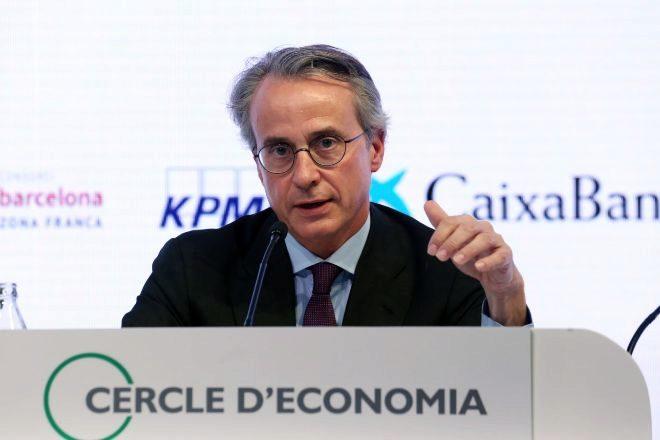 El presidente del Círculo de Economía, Javier Faus, en una imagen de...