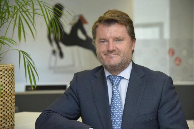 Alberto Ruano, director general de Lenovo Iberia.