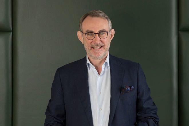 Jean-Francois Van Boxmeer será el presidente de Vodafone a partir de noviembre.