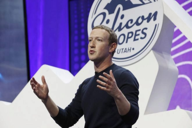 Mark Zuckerberg, presidente y fundador de Facebook.