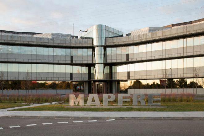 Sede de Mapfre en Madrid.
