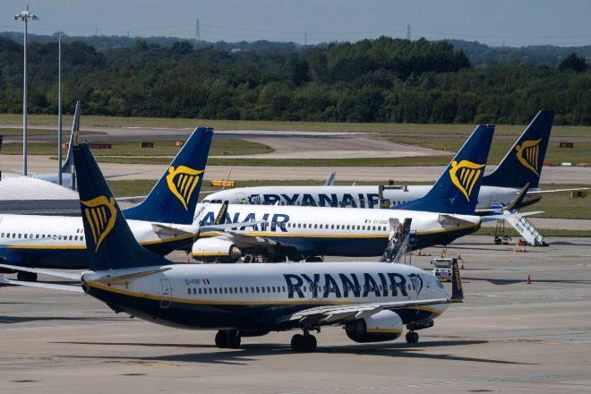 Ryanair cierra la base austríaca de su filial Laudamotion