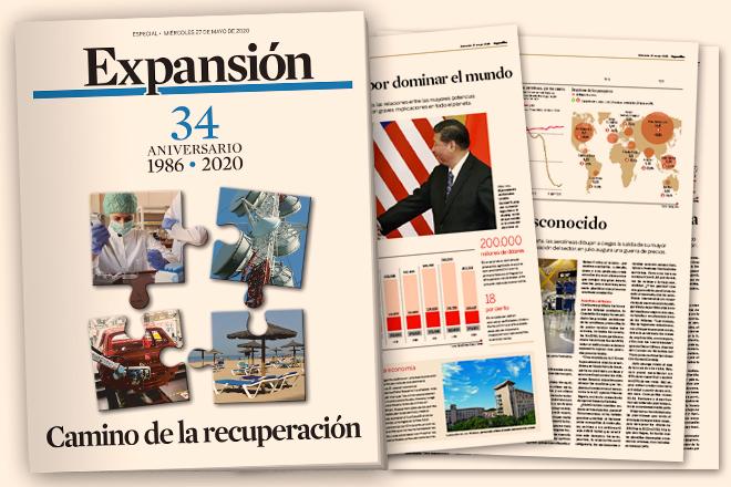 El miércoles 27 con Expansión, La Guía Económica y Empresarial