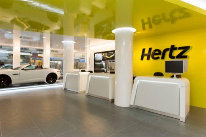 La compañía de alquiler de vehículos Hertz se declara en bancarrota