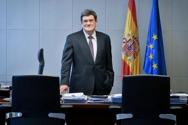 El ministro de Inclusión, Seguridad Social e Inmigraciones José Luis Escrivá.