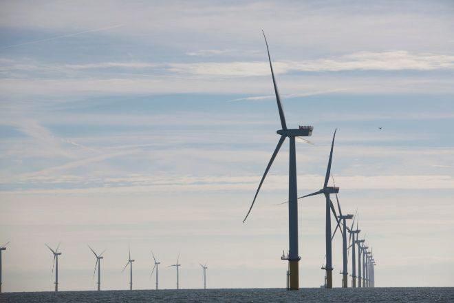 Iberdrola cierra un contrato de venta de energía a largo plazo de su 'megaproyecto' eólico marino en EEUU
