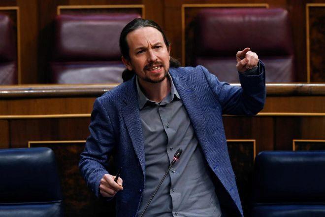 El vicepresidente tercero del Gobierno Pablo Iglesias.