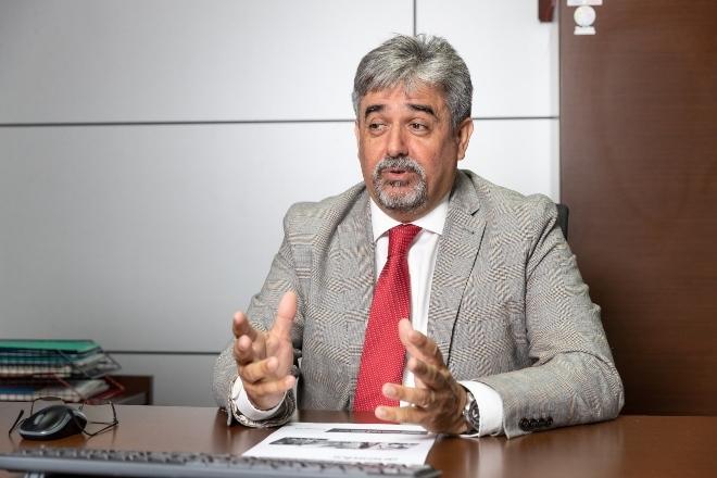 Víctor González, presidente de Anesdor y director general de Yamaha Motor España