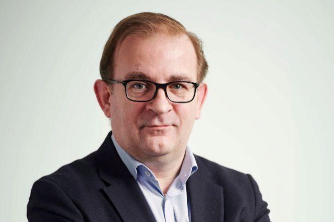 Mark Barnett, nuevo presidente de Mastercard Europa.