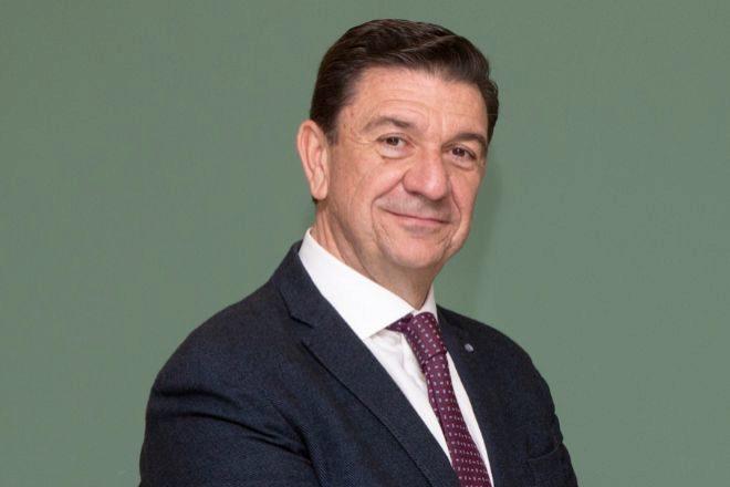 El presidente de Urbas, Juan Antonio Acedo.
