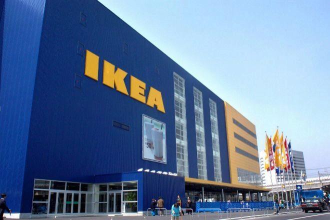 Centro comercial de Ikea.