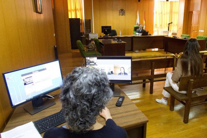 Los juzgados continúan mañana su desescalada con hasta el 70 % del personal