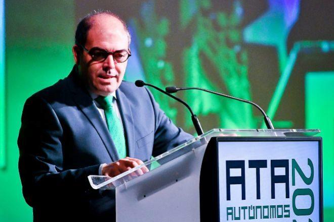 Lorenzo Amor, presidente de la ATA.