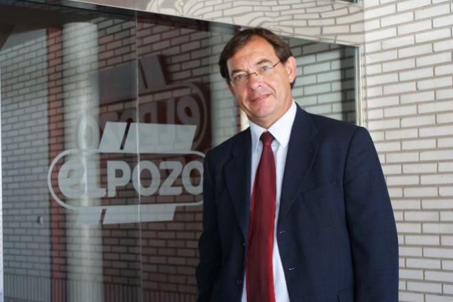 Manuel García, director de RRHH de grupo El Pozo.