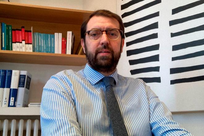 Luis Cordón dirigirá el departamento de litigación y arbitraje de Tornos