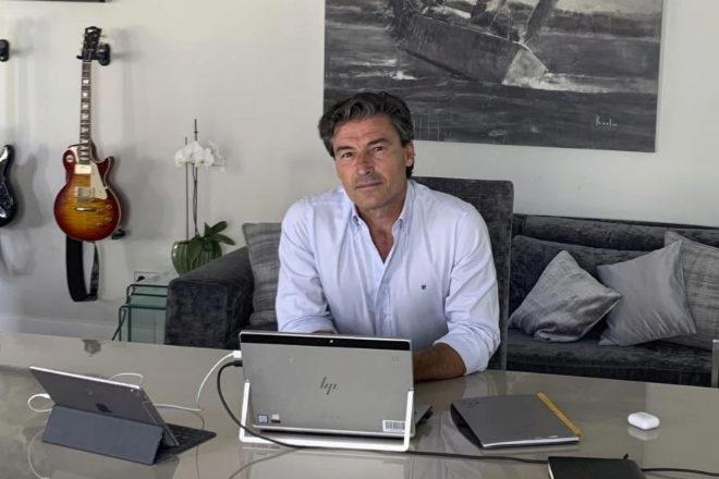 """Federico Linares (EY): """"Grabé la canción 'Resistiré' para dar ánimos"""""""
