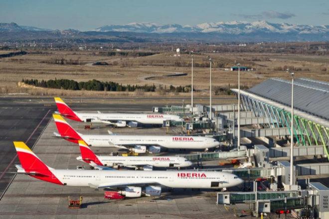 Iberia se prepara para reprogramar sus vuelos para la temporada estival.