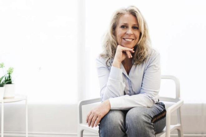 Petra Axdorff, directora general de Ikea en España.