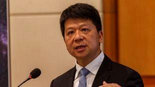 Guo Ping, presidente de Huawei.