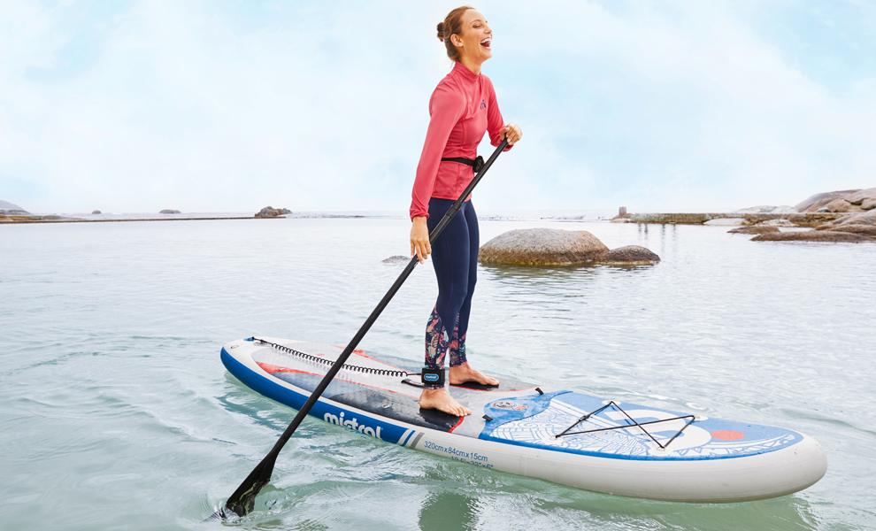 Lidl Vende Las Mejores Tablas De Mistral Para Hacer Paddle Surf Este Verano Cuerpo