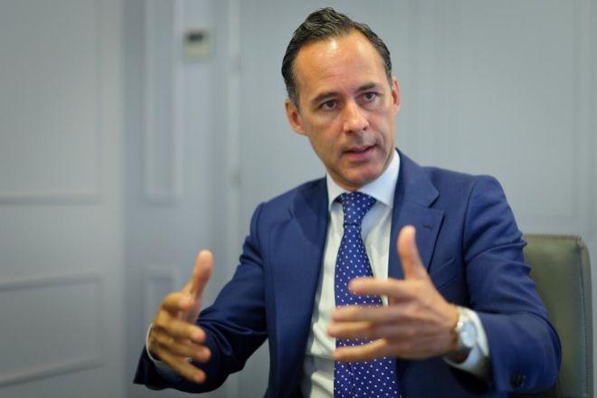 """Íñigo Sagardoy: """"Lo que las empresas necesitan ahora es más flexibilidad laboral"""""""