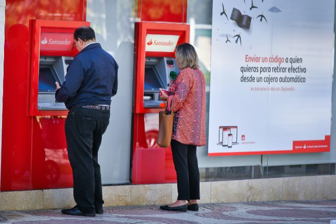 Santander lanza préstamos preconcedidos por 60.000 millones en España