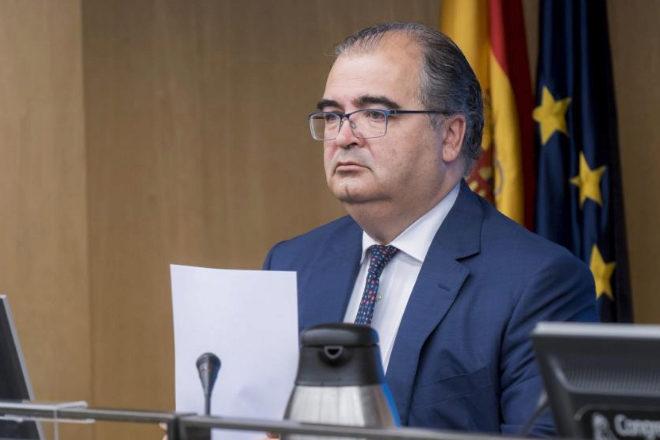 El expresidente de Banco Popular Ángel Ron.
