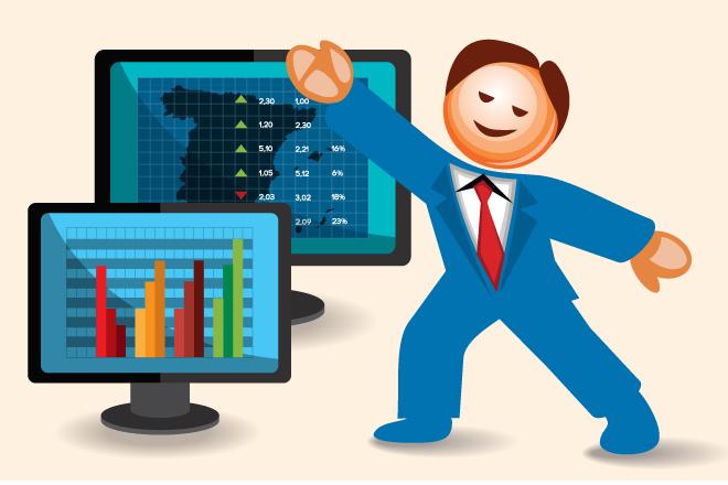 Este fin de semana con Expansión, Guía de los valores de la Bolsa