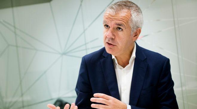 Celestino García, vicepresidente de Desarrollo de Negocio de...
