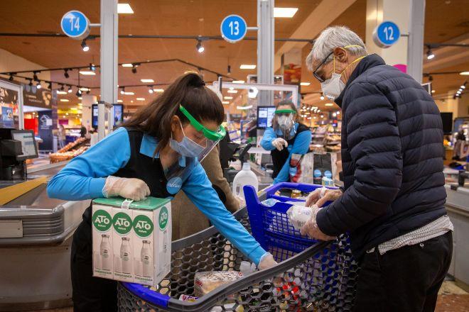 Así ha cambiado el Covid nuestra forma de comprar comida