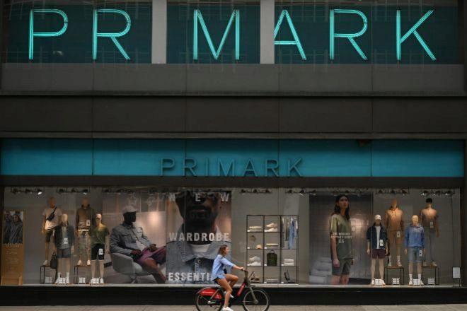 Tienda de Primark en Londres, Reino Unido.