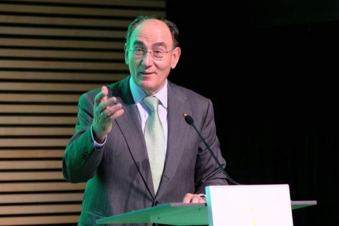 Ignacio Sánchez Galán es el presidente de Iberdrola.