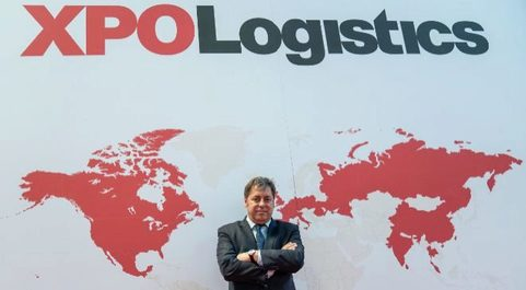 Rui Marques, director general de Supply chain de XPO Logistic en...