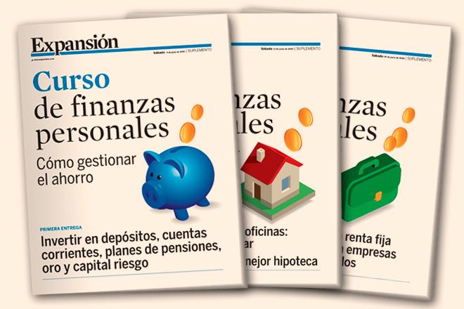 Hoy sábado con Expansión, Curso de finanzas personales