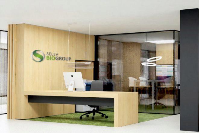 Instalaciones de Selev Biogroup.