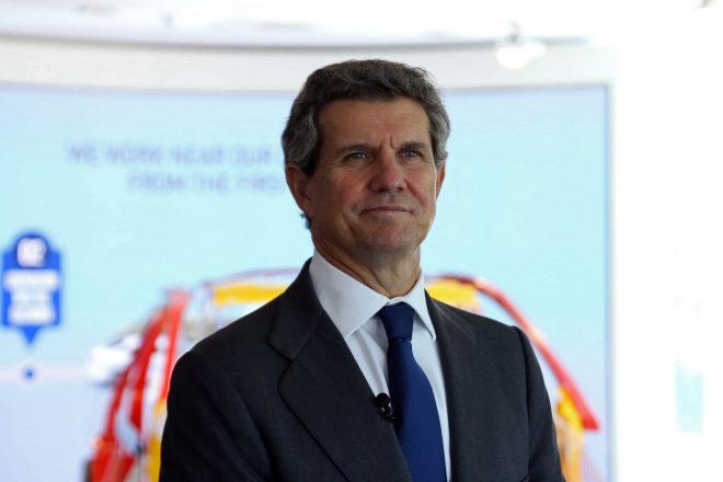 Riberas preside Gestamp y será el socio mayoritario de Gran Vía.