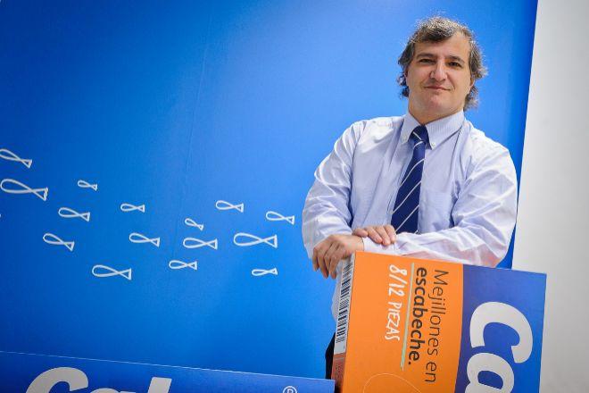 Mané Calvo, consejero delegado de Grupo Calvo.