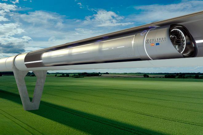 El 'hyperloop' español cierra una ronda de siete millones