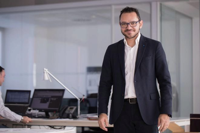 Raúl Royo, CEO de Royo Group.
